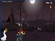Click to Play Zombie Kiss