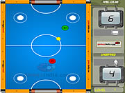 Click to Play Air Hockey Fun