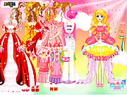 Click to Play Ball Gown 2 Dress Up