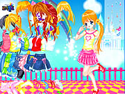 Click to Play Dana Dressup