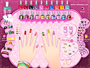 Click to Play Cool Manicure