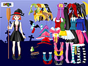 Click to Play Witchery Dressup