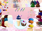 Click to Play Super Dooper Dessert Deluxe