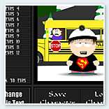 Click to Play South Park Character Creator
