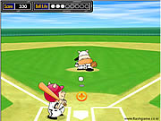 Click to Play Baseball Shoot