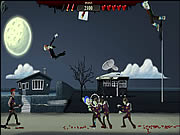 Click to Play Ragdoll Zombie Slayer