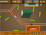 Click to Play Park My Train