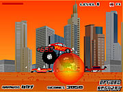 Click to Play Monster Truck Destroyer