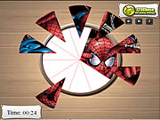 Click to Play Pic Tart - Spiderman