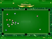Click to Play Billiards