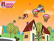 Click to Play Powerpuff Girls: Attack of the Puppybots