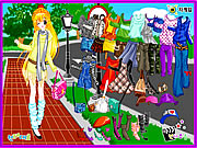 Click to Play Street Fashion Dress up