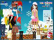 Click to Play Winter Dress Up
