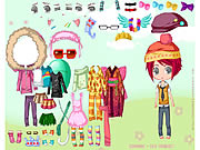 Click to Play Dressup Keiji