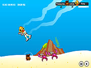Click to Play Undersea Underworld
