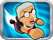 Click to Play Angry Gran Toss