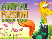 Click to Play Animal Fusion Dressup Game