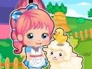 Click to Play Baby Alice Farm Life