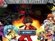 Click to Play Bakugan Battle