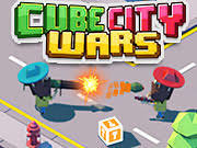 Click to Play Cube City Wars