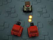 Click to Play Cube Tank Arena