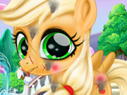 Click to Play Cute Pony Care