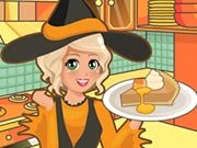 Click to Play Mia Cooking Pumpkin Pie