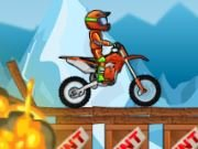 Click to Play Moto X3M 4 Winter Bike Game