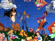 Click to Play Princes and Princesses Puzzle