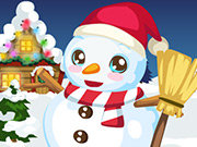 Click to Play Snowman Care