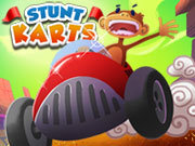 Click to Play Stunt Karts