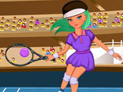 Click to Play Tennis Girl