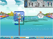 Click to Play Tom And Jerry Super Ski Stunts