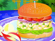 Click to Play Tuna Salad Sandwich