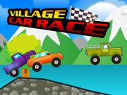Click to Play Village Car Race