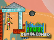 Click to Play Zombie Demolisher