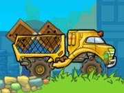 Click to Play Zoo Truck